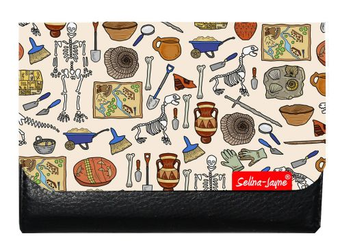 Selina-Jayne Archaeologist Limited Edition Designer Small Purse,